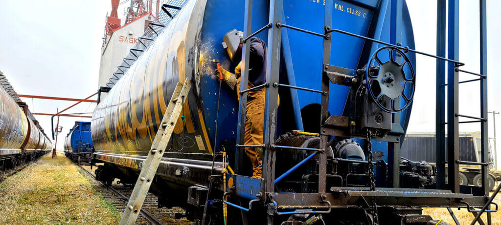 General Freight Car and Tank Car Cleaning - Standard Rail